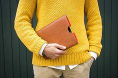 iPad sleeve / by Murray