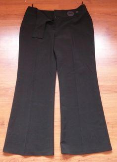 Kup mój przedmiot na #vintedpl http://www.vinted.pl/damska-odziez/spodnie-inne/8561106-czarne-dlugie-spodnie