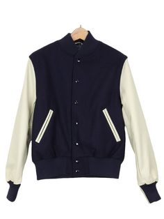 Classic Varsity Jacket - Golden Bear Sportswear