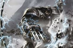 Corax - Raven Guard Primarch
