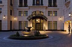 Chicago Luxury Hotels, Downtown - Waldorf Astoria Chicago