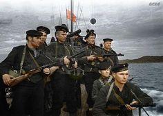 The marines 1943