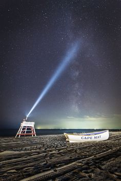 6 Unforgettable Night Sky Images From The Jersey Shore