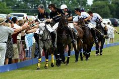Twilight Polo at Great Meadow (The Plains, VA) is arena polo that is played every Saturday night at 7pm from mid-May to mid-September.$30 a car load! Each Saturday night, more than 2000 spectators enjoy white hot polo in the coolest part of the day!
