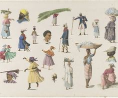Various Types of Surinamese