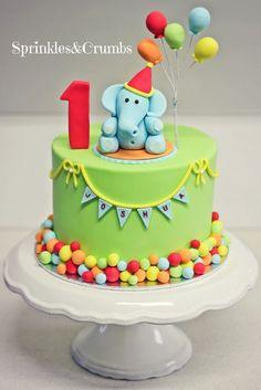 Bildergebnis für First Birthday cakes