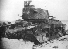 British Matilda Tank destroyed at Halfaya Pass, Western Desert in June 1941 part of the failed Operation Battleaxe.