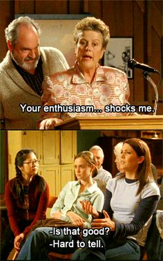 Your enthusiasm... shocks me.