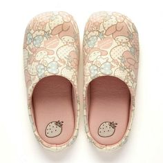 55c750ca5 (eBay Advertisement) My Melody Strawberry Embroidered Room Shoes Slippers  Slipper Sanrio Japan E5484 Hello