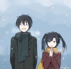 Kagerou Project (Mekakucity Actors) Haruka & Takane