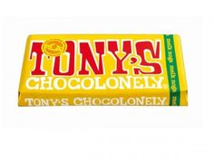 2,50 € - TONY´S CHOCOLONELY - Nougat-Schokolade Chocolate Nutrition, Candy, Facts, Food, Chocolate, Foods, Essen, Meals, Sweets