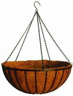 "24"" Georgian Rigid Iron Hanging Basket (C960) with Coco Moss Liner, http://www.amazon.com/dp/B00BVAKA6C/ref=cm_sw_r_pi_awdm_lzxUtb0D60BSX"