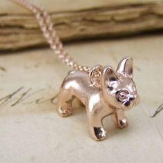 Necklaces - Page 2 of 3 - Alexis Dove Jewellery French Bulldog, Rose Gold, Jewellery, Jewels, French Bulldog Shedding, Schmuck, Bulldog Frances, Jewelry Shop, Jewlery