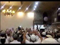 Jewish Radicals Celebrating Wedding by Stabbing Photo of Dawabsheh Baby Credit: Channel 10 - YouTube