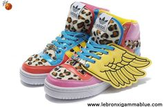 Latest Listing Cheap Adidas X Jeremy Scott X 2NE1 Wings Shoes Latest Now