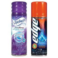 En Walgreens puedes conseguir la crema de afeitar Skintimate o Edge de 6-7 oz a $2.99 en especial. Compra (1) y utiliza (1) cupón digital ..