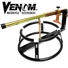 Amazon.com: Venom® Motorcycle Bike Bead Breaker Tire Wheel Changer For Honda Ruckus Aero Z EZ 50 90: Automotive
