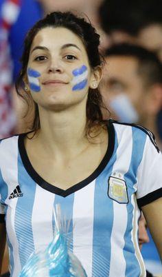 Consider, that Amateur hot argentina girls