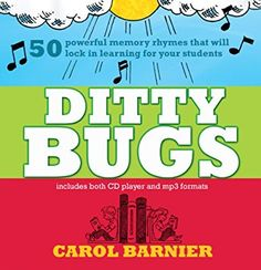 Ditty Bugs - 50 Powerful Memory Rhymes