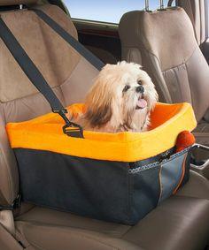 $36.99 marked down from $60! Wag 'n Ride Doggie Sidecar #genius #dog #car #travel #sale #zulily #zulilyfinds