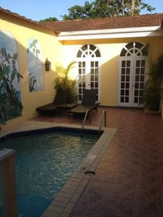 Sandals Grande Riviera Beach & Villa Golf Resort: Private pool