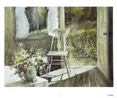 Carolyn Blish   WATERCOLOR
