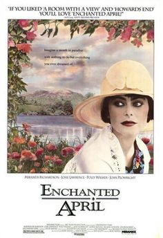 """Great Movie - Funny, Lighthearted & Beatifically Filmed! Makes you want to go to Italy and soak it all in!.... Enchanted April - """"Four women rent a chateau on a remote Italian island to try to come to grips with their lives and relationships."""" from IMDB"""