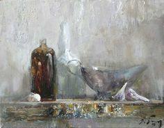 Nikolai Blokhin [Николай Блохин] 1968 | Tutt'Art@ | Pittura * Scultura * Poesia * Musica |
