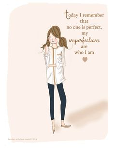 Art for Women and Girls Inspirational by RoseHillDesignStudio