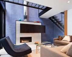 Lorber Tarler Residence by Robert Gurney Architect - CAANdesign | Architecture and home design blog