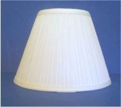 68380 White Mushroom Uno Lampshade hard  #glass #shades #replacement #silk #diffusers #chimneys #sconces #hurricanes #student #floor