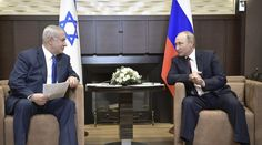 Does Anyone Still Seriously Think That Russia and Israel Aren't Allies
