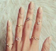 rings everywhere rings