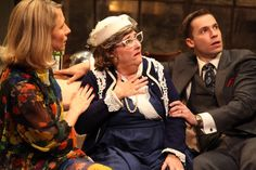 """Neil Simon's """"Barefoot in the Park"""" gets true-to-period treatment by Step Up Productions Barefoot In The Park, Step Up, Southport, Theatre, It Cast, Theater"""