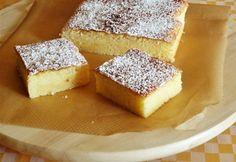 Olasz citromos sütemény