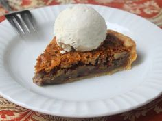 Food Wishes Video Recipes: Easy as Chocolate Pecan Pie - making this come fall