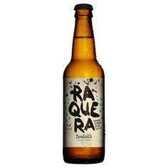 Cerveza Artesana Raquera de Cerveza Dougall's.  Es una cerveza rubia de baja fermentación #Lager elaborada con malta de cebada y estilo Pilsner.  IBU: 25 Graduación: 5% Lúpulo Sterling & Sorachi Ace  Una cerveza artesana de Liérganes, Cantabria.  Piensa en global, bebe local.