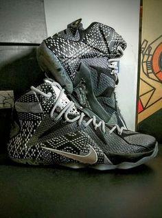 brand new e43e9 b9c6d Nike LEBRON XII BHM Men s 10 New Jordan 9 Retro, Air Jordan 9, 10