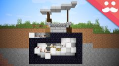 How to make an AUTOMATED SHOP in Minecraft!