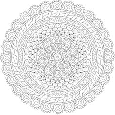 Mandala coloring pages for adults printable Mandala Art, Mandalas Painting, Mandalas Drawing, Mandala Coloring Pages, Coloring Book Pages, Mandala Design, Zentangles, Wallpaper Iphone Marble, Printable Adult Coloring Pages