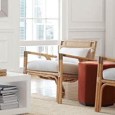 Uncover the natural resources of Lemons & Me to find the finest Indonesian bamboo and traditional rattan weaving techniques in our collections of furniture. Geometric Lines, Wood Creations, Natural Resources, Weaving Techniques, Wishbone Chair, Teak Wood, Seat Cushions, Rattan, Home Furnishings