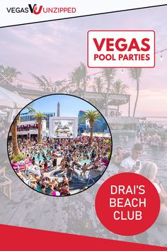 Las Vegas pool parties, also known as day clubs, are hot spots in select Las Vegas hotels. Get Tickets to the best Vegas pool parties for 2020 here! Las Vegas Tips, Las Vegas Vacation, Las Vegas Photos, Best Pools In Vegas, Vegas Pools, Pool Landscaping, Backyard Pools, Las Vegas With Kids, Pool Photography