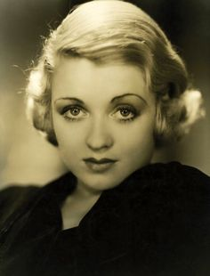 """""""I wish I were as sure about anything as Constance is about everything!"""" -- Barbara talking about her sister, Constance Bennett (pictured). Bizarre Los Angeles"""