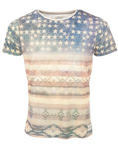 Deluxe USA Tee | SoulCAL & Co