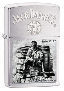 Zippo - Jack Daniel's® (Style #28755-000003-Z)