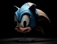 wooden Sonic