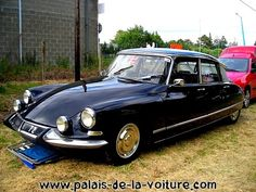 DS Citroen 21 Pallas   http://www.pinterest.com/adisavoiaditrev/boards/