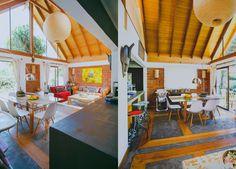 Tom�s y Francisca, arquitecto y empresaria Decor Ideas, Wood, Outdoor Decor, Home Decor, Color Mix, Entrepreneur, Live, Architects, Kitchens
