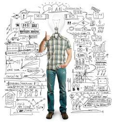 Des1gn ON - Blog de Design e Inspiração. - http://www.des1gnon.com/2013/02/criatividade-o-que-fazer-quando-ela-nao-chega/