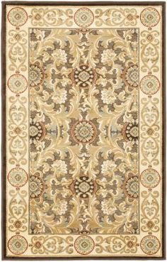 $5 Off when you share! Safavieh Paradise PAR08 Brown Rug